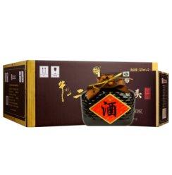 【旗舰店】牛栏山二锅头 精品十五(15)52度清香型高度白酒500ml*6瓶 整箱装