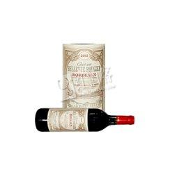 葡达特拉酒庄美景古堡波尔多法定产区干红葡萄酒