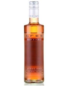 德国冰灵黑皮诺半甜桃红葡萄酒