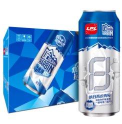 《【京东】哈尔滨(Harbin)冰纯啤酒 500ml*12听 30.33元(双重优惠)》