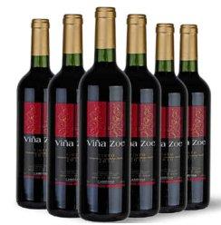 西班牙原瓶进口红酒 DO级别佐伊干红葡萄酒 7