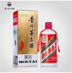 名酒 贵州茅台酒 飞天茅台酒 正品保真国酒 43度500ml 酱香型白酒