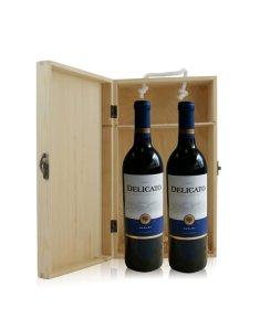 美国德利卡梅洛干红葡萄酒