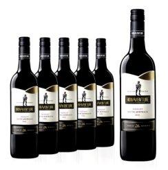博纳旺蒂进口红酒干红葡萄酒梅洛澳洲原瓶原装正品螺旋盖750ML 进口红酒整箱