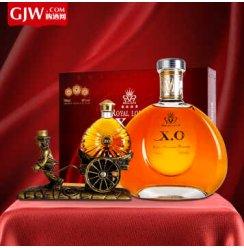 法国进口皇家路易XO洋酒 红色天地盖700ml+50ml礼盒装