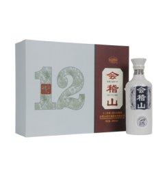 会稽山 绍兴黄酒 礼盒双瓶十二年陈花雕 加饭酒 绍兴特产 500mlx2