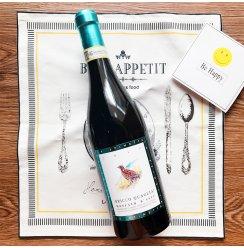 犀牛庄La Spinetta诗培纳 鹌鹑小鸟莫斯卡托asti甜白葡萄酒起泡酒
