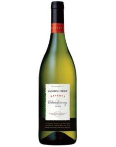 澳大利亚杰卡斯珍藏莎当妮干白葡萄酒