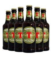 英国进口啤酒Tennent's替牌啤酒330ml*6瓶 英国啤酒精酿啤酒 替牌IPA啤酒*6瓶