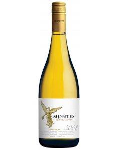 智利蒙特斯经典莎当妮干白葡萄酒
