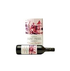 圣皮尔古堡加本力苏维翁干红葡萄酒 375毫升