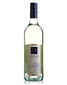 澳大利亚仙乐都龙长相思赛美蓉干白葡萄酒