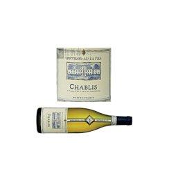 老布夏父子-夏布利干白葡萄酒