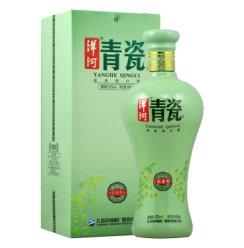 洋河 青瓷14版 42度 480ml 口感绵柔浓香型白酒