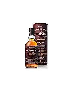 英国百富17年双桶陈酿单一麦芽苏格兰威士忌