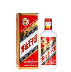 《【苏宁自营】贵州茅台 王子酒 53度 500ml 108.4元(双重优惠)》