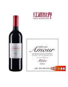 法国爱慕酒庄干红葡萄酒