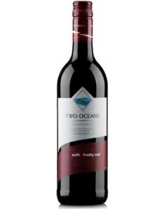 南非双洋柔和果香干红葡萄酒
