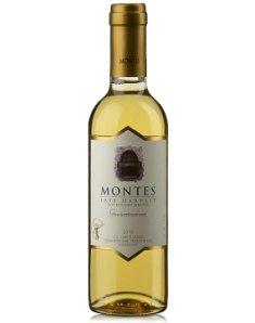 智利蒙特斯晚收贵腐葡萄酒