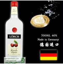 德国进口洋酒洛奇樱桃酒白兰地Kirschwasser蛋糕烘焙专用700ml