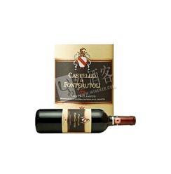 马泽世家凤都城堡基昂蒂经典保证法定产区干红葡萄酒