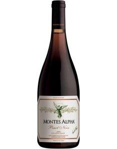智利蒙特斯欧法黑比诺干红葡萄酒