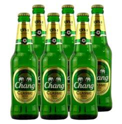 泰国进口啤酒 泰象啤酒320mL*6瓶组合