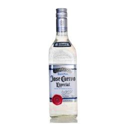 JOSE CUERVO 豪帅 银快活 龙舌兰 墨西哥烈酒 700ml 墨西哥原产 进口洋酒