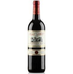 君乐利珍藏干红葡萄酒