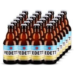 比利时原瓶进口 督威集团啤酒  白熊啤酒 手工精酿啤酒 白熊24瓶