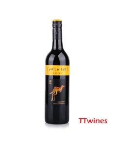 澳大利亚黄尾袋鼠西拉干红葡萄酒