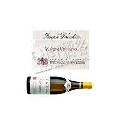 法国约瑟夫杜鲁安马孔村白葡萄酒