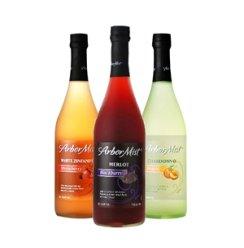 【购酒网】美国 绿雾 水果味葡萄酒系列3瓶组合装