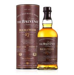 宝树行 The Balvenie 百富单一纯麦苏格兰威士忌700ml原装洋酒 苏格兰百富17年700ML