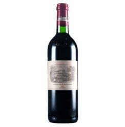 【1855列级名庄】2004正牌拉菲古堡干红 一级庄 大拉菲 法国原瓶进口红酒 也买全球购 拉菲古堡2004 正牌