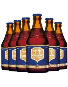 比利时智美蓝帽精酿啤酒