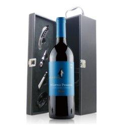 澳大利亚 原瓶进口 小企鹅梅洛红葡萄酒 750ml*单皮盒