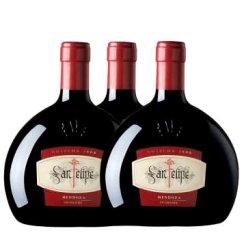 进口红酒 圣菲利佩干红葡萄酒 阿根廷原瓶进口葡萄酒 750ml*3
