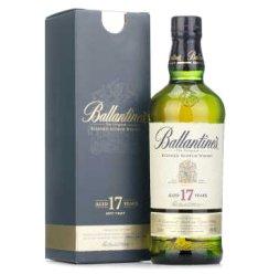 【京东超市】百龄坛(Ballantine's)洋酒 17年苏格兰威士忌 700ml