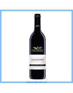 澳大利亚禾富酒园鹰标设拉子梅洛加本力苏维翁干红葡萄酒