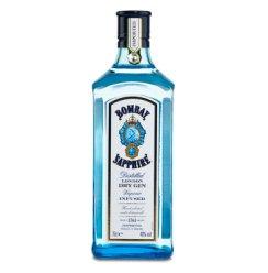 孟买(Bombay)洋酒 金酒 蓝宝石金酒 750ml