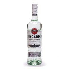 1919酒类直供 洋酒 朗姆酒 Bacardi百加得白朗姆酒 750ml