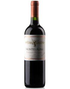 智利蒙特斯欧法赤霞珠干红葡萄酒