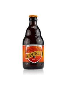 比利时卡斯特三料精酿啤酒