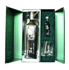 台湾进口噶玛兰单一纯麦威士忌(2#酒礼盒)