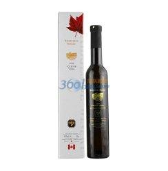 加拿大原瓶进口冰酒 列吉塞冰酒黄金液体2009维达尔冰白 原瓶进口 375ml