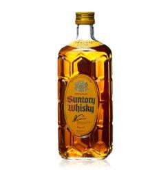 【侠风中国】宾三得利威士忌(Suntory)原瓶进口洋酒 三得利角瓶角牌威士忌 700ml