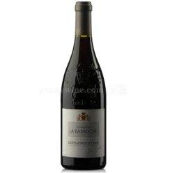 巴罗什酒庄教皇新堡红葡萄酒