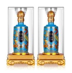 《【京东】西凤酒股份 52度 500ml*2瓶(赠礼袋) 159元(双重优惠)》