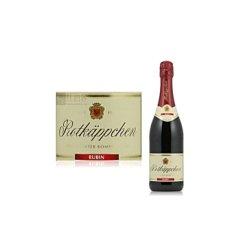 德国小红帽典藏系列宝石红起泡葡萄酒